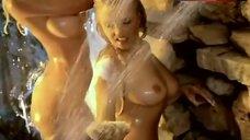 6. Bridget Marquardt Naked Photo Shoot – The Girls Next Door
