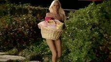 3. Bridget Marquardt Naked – The Girls Next Door