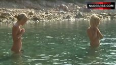 Bridget Marquardt Naked in Water – Bridget'S Sexiest Beaches