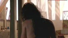 Debra Messing Hot Scene – Jesus
