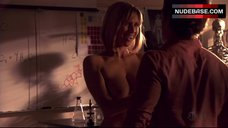 Kristen Miller Topless Scene – Dexter