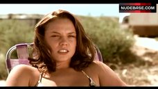 Agnes Bruckner Hot in Bikini – Dreamland