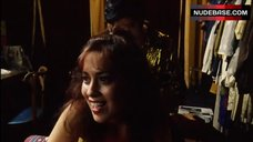 Joan Gerardi Shows Breasts – Rock 'N' Roll Frankenstein