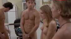 Tara Spencer-Nairn Group Nudity – The Outer Limits