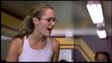 Maggie Lawson in Sports Lingerie – Cheats