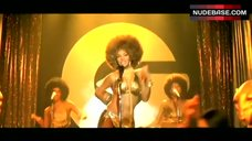 Beyonce Knowles Sexy in Golden Bikini – Austin Powers In Goldmember