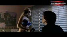 Elisha Cuthbert Underwear Scene – The Quiet