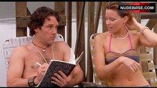 Elizabeth Banks Bikini Scene – Wet Hot American Summer