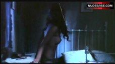 Janus Blythe Shows Nude Breasts – Eaten Alive