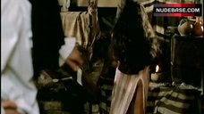Catherine Zeta-Jones Ass Scene – Les 1001 Nuits