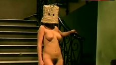 Gabriela Canudas Naked Going Down Stairs – Otilia Rauda: La Mujer Del Pueblo