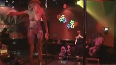 Chrystale Wilson Topless Striptease – The Players Club