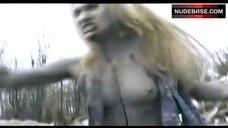 Naomi Vondell Tits Scene – Zombie Night