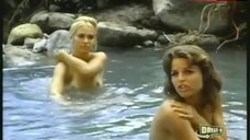 Laurie Rose Topless in Lake – The Hot Box