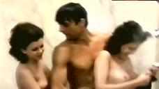 Madeleine Collinson Threesome Showering – The Love Machine