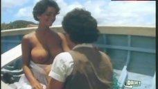 Dana Kaminski Boobs Scene – Hot Resort