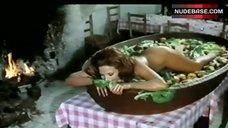 Carmen Sevilla Naked on Platter – Sex O No Sex