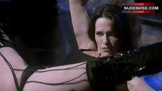 Sheila Kelley Striptease Scene – Dancing At The Blue Iguana