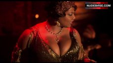Queen Latifah Decollete – Chicago
