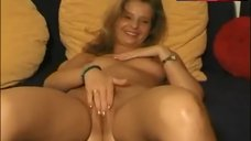 Anja Gebel Caressed Her Pussy – Schulmadchen-Report 2000