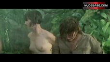 Tawny Kitaen Topless in Jungle – Gwendoline