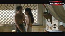 Ana Claudia Talancon Breasts Scene – Arrancame La Vida