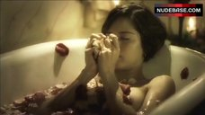 Ana Claudia Talancon Nude and Wet – Purgatorio