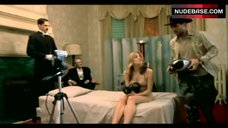 Isabel Gillies Lingerie Scene – Happy Here And Now