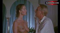Brigitte Lahaie Nude and Wet – Joy Et Joan