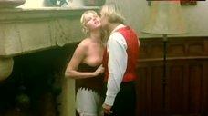Brigitte Lahaie Exposed Breasts – Fascination