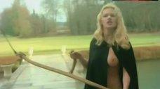Brigitte Lahaie Bare One Boob – Fascination