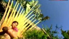8. Maui Taylor Rubbing Her Nude Tits – Maui: Sex Goddess