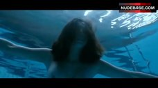 1. Maui Taylor Topless in Pool – The Taste Of Money