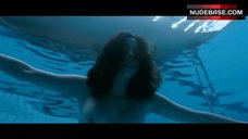Maui Taylor Topless in Pool – The Taste Of Money