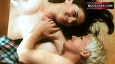 Maria Theodorakis Lesbian Scene – Bare