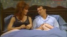 Katey Sagal in Sexy Lace Underwear – Married... With Children