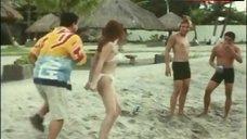 Rufa Mae Quinto in White Bikini – Baliktaran: Si Ace At Si Daisy