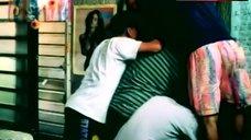 1. Rufa Mae Quinto Shows Tits and Ass – Booba
