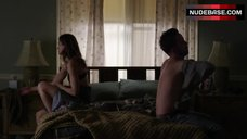 8. Michelle Monaghan Sex on Top – The Path