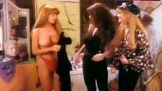 9. Isabelle Fortea Topless in Thong – Marilyn Chambers' Bedtime Stories