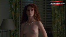 Melissa Leo Shows Small Breasts – Streetwalkin'