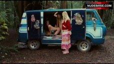 Paz De La Huerta Interrupted Sex in Van – The Tripper