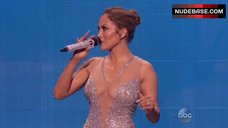 Jennifer Lopez Sexuality on Stage – The American Music Awards