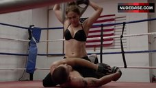 Jennifer Lopez Sexy in Boxing Ring – Shades Of Blue