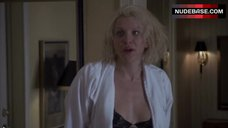 Courtney Love in Lingerie – Trapped