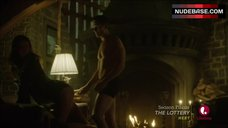 Sarah Lancaster Lingerie Scene – Witches Of East End