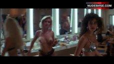 Teri Hatcher in Sexy Shine Bikini – Tango & Cash