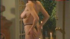 Aleksandra Kaniak Caresses Her Nude Boobs and Ass – Hot Line