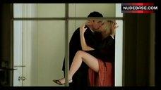 4. Scarlett Johansson Removes Panties – Match Point