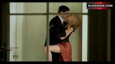 5. Scarlett Johansson Removes Panties – Match Point